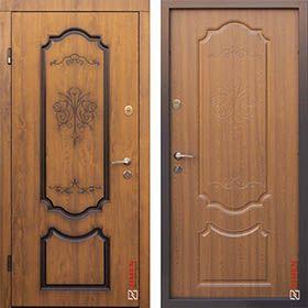 Входная дверь 44 Монтана Абвер