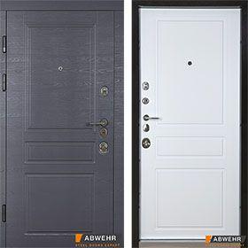 Входная дверь Солид Глэс Абвер