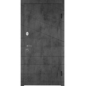 Входная дверь Портала (серия Люкс) ― модель Диагональ 2