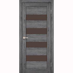 Межкомнатная дверь Piano Deluxe PND-02 Корфад