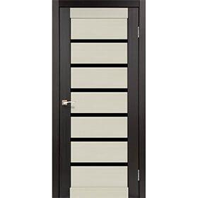 Межкомнатная дверь Porto Combi Deluxe PCD-01 Корфад