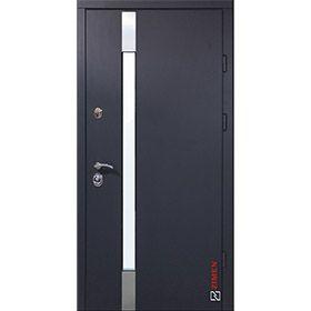 Входная дверь Рио Алюминий K-4 Зимен