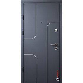 Входная дверь Монако Зимен