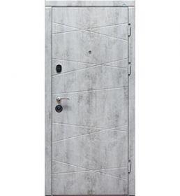Входная дверь Статус SG полуторная Форт Нокс