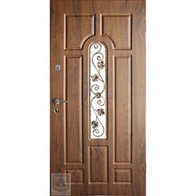 Входная дверь Акцент Прямоугольный Форт Нокс