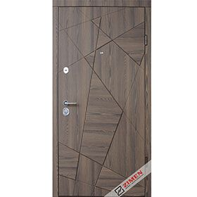 Входная дверь Ацтек Зимен