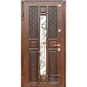 Входная дверь Emilia 178 с ковкой Абвер