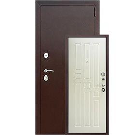 Входная дверь Гарда Белый Ясень