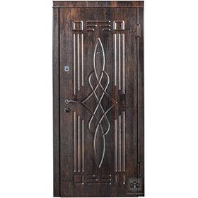 Входная дверь Оптима DQ-16 Форт Нокс