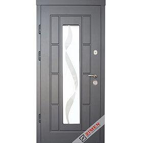 Входная дверь Сантьяго Зимен