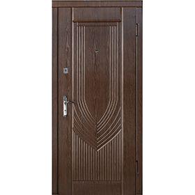 Входная дверь Сити Орех Форт Нокс