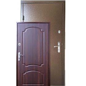Входная дверь Оптима Лайт М Qdoors