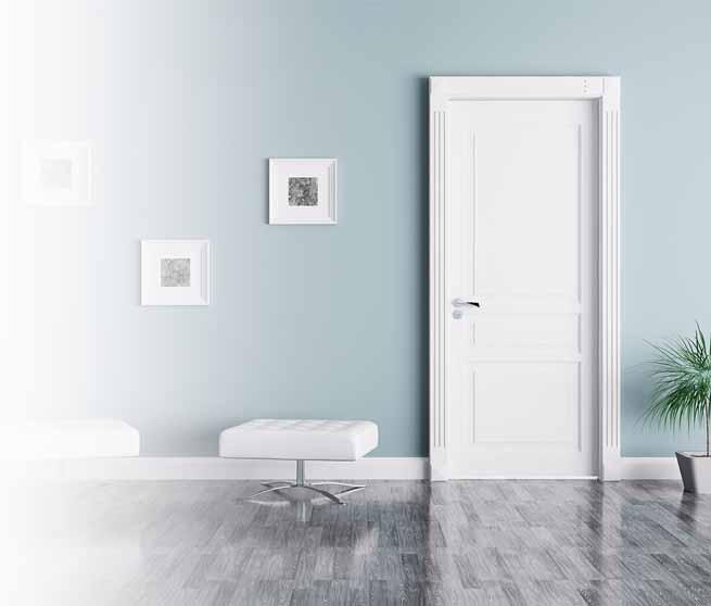 Межкомнатные двери по итальянским технологиям