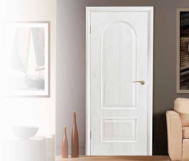 Межкомнатная дверь с нанофлекс покрытием