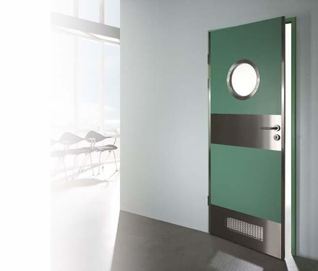 Входные технические двери
