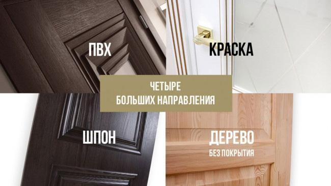 Межкомнатная дверь Родос в Одессе