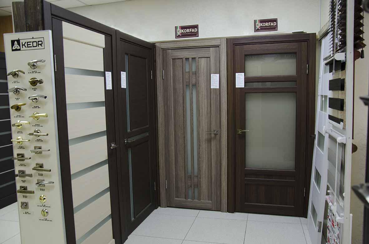 Видал-Двери магазин Староконный рынок-4