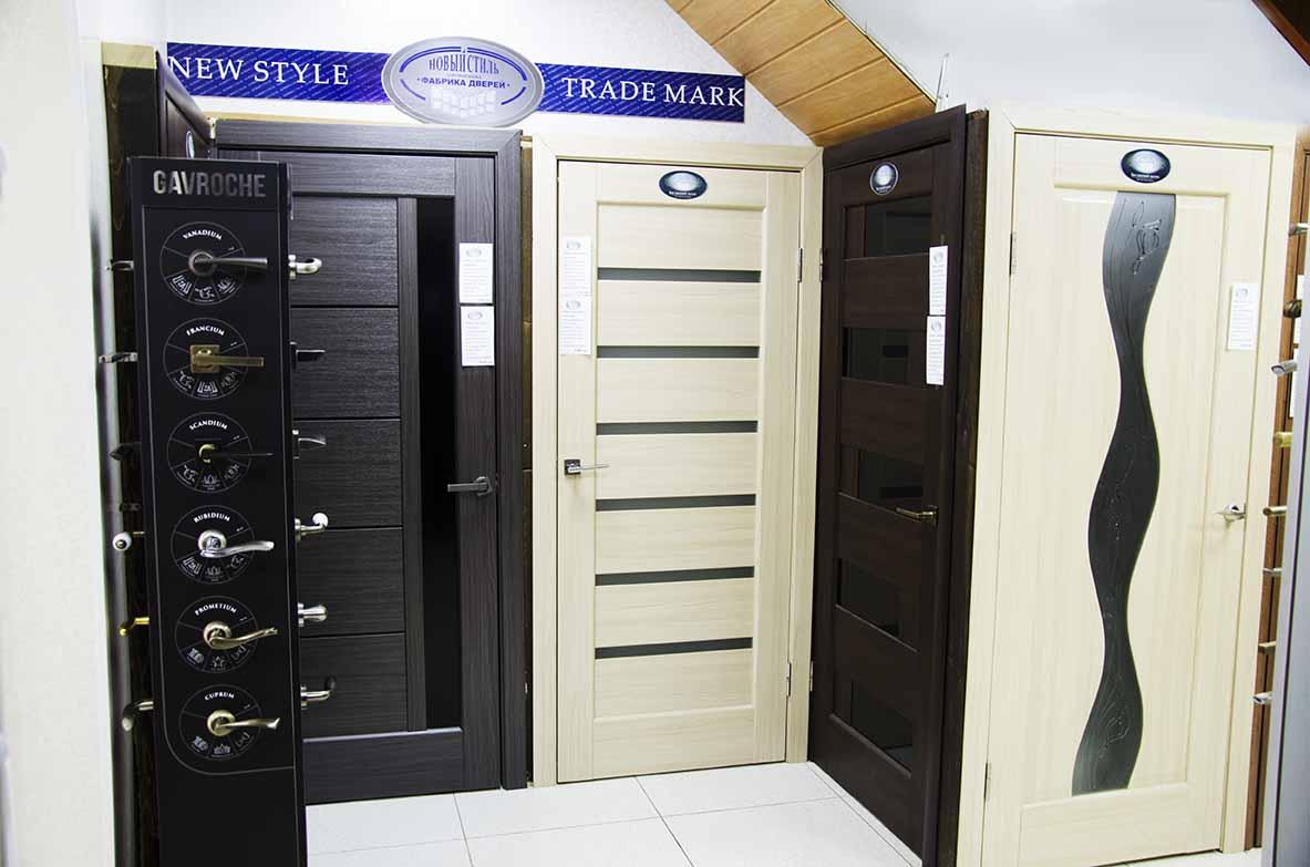 Видал-Двери магазин Староконный рынок-1