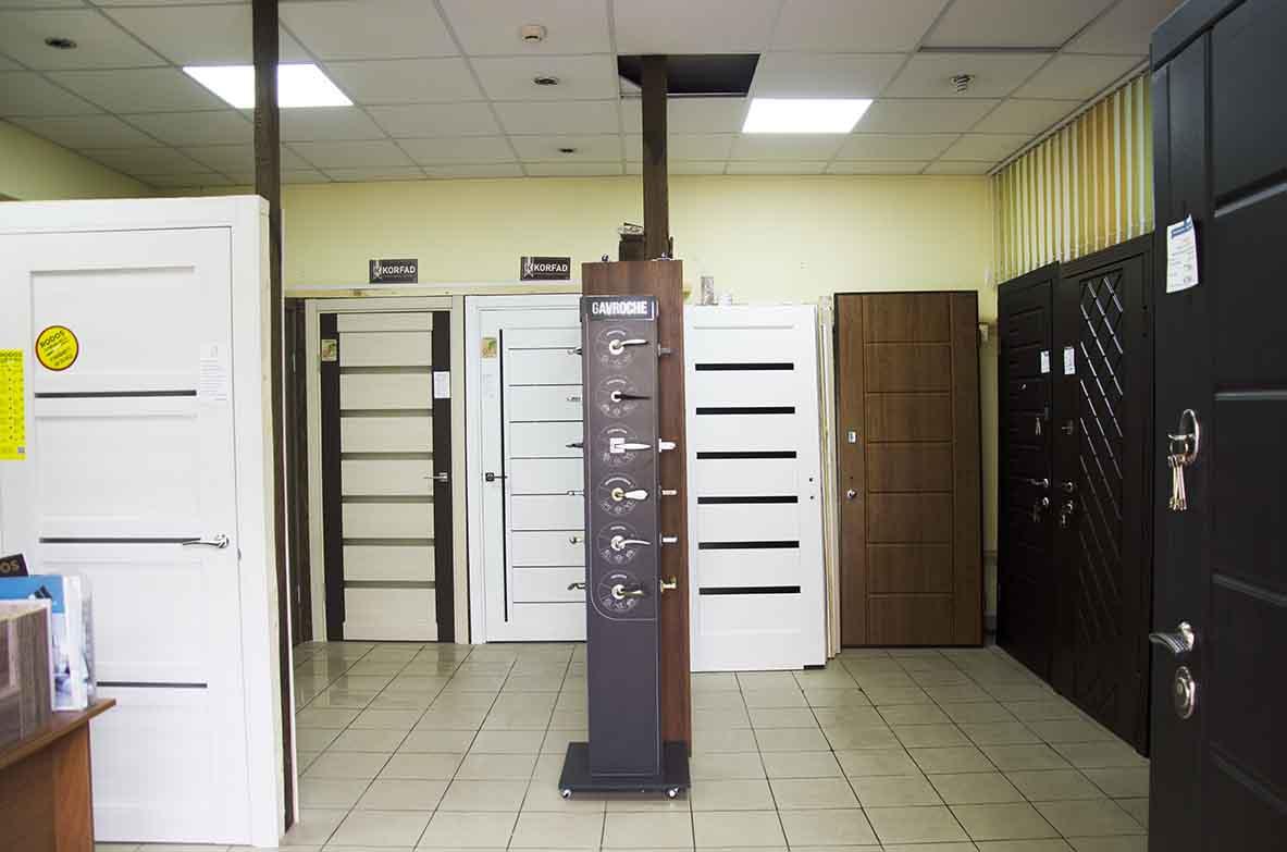 Видал-Двери магазин Новый Рынок-1