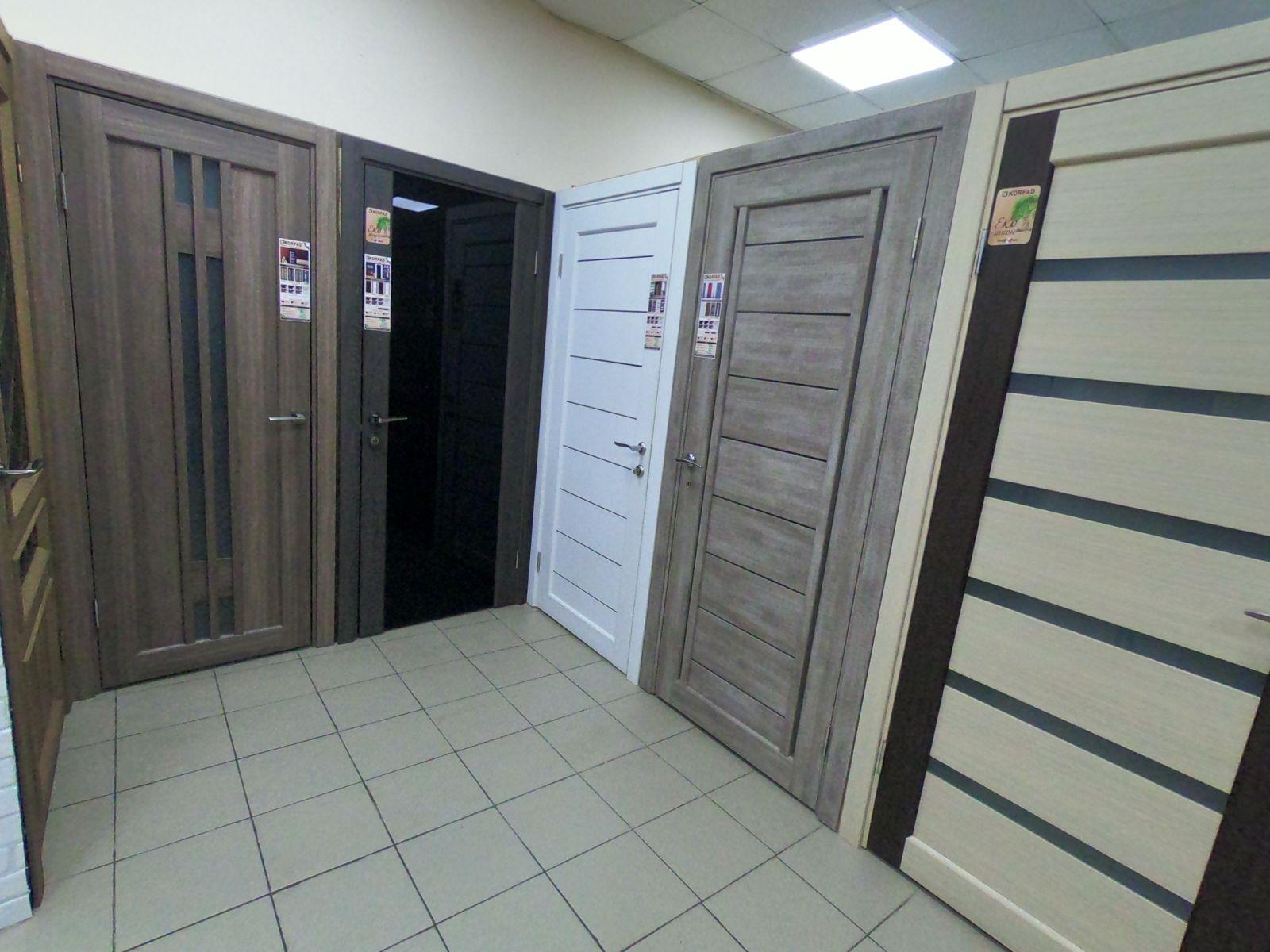 Видал-Двери магазин Косвенная-2