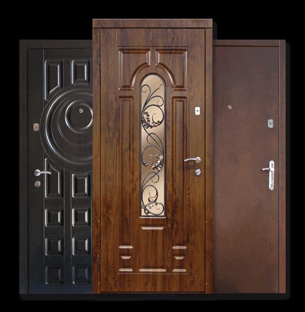 Входные двери Зимен в Одессе